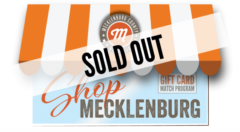 Shop Local Sold Out